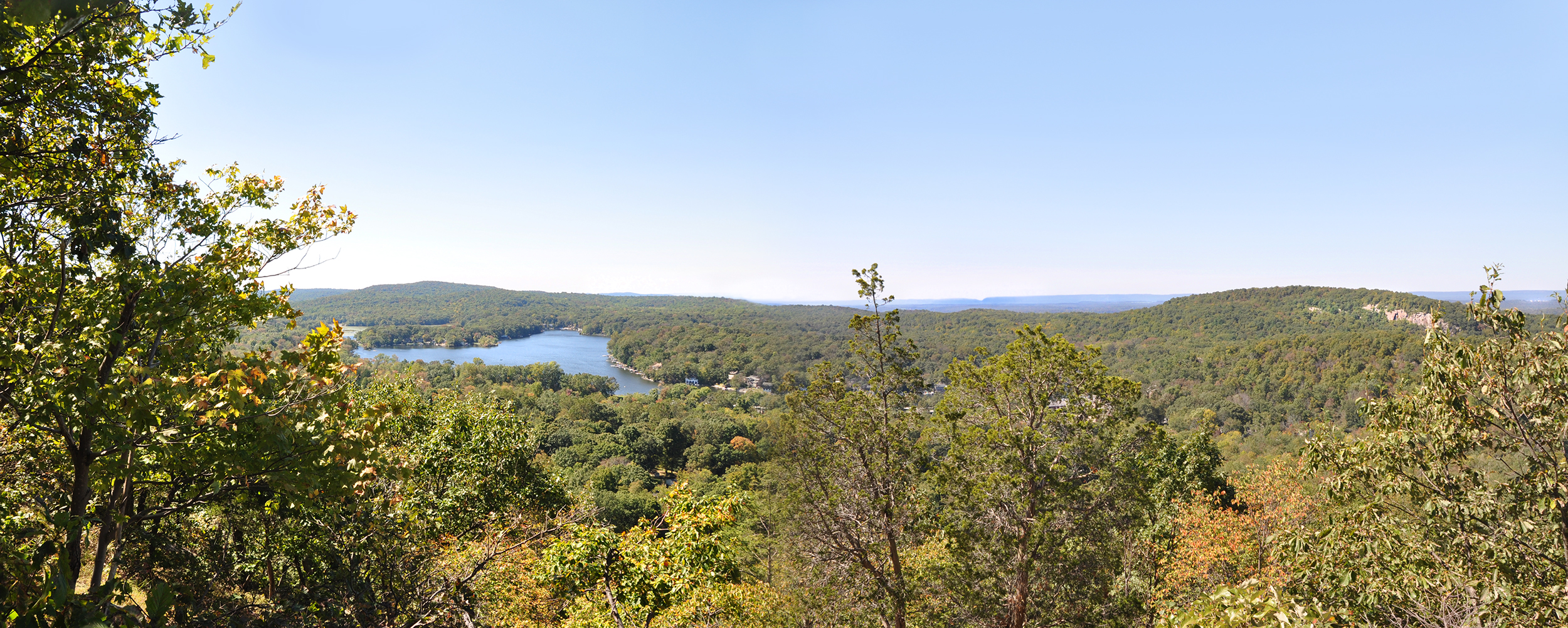 Cranberry Overlook View