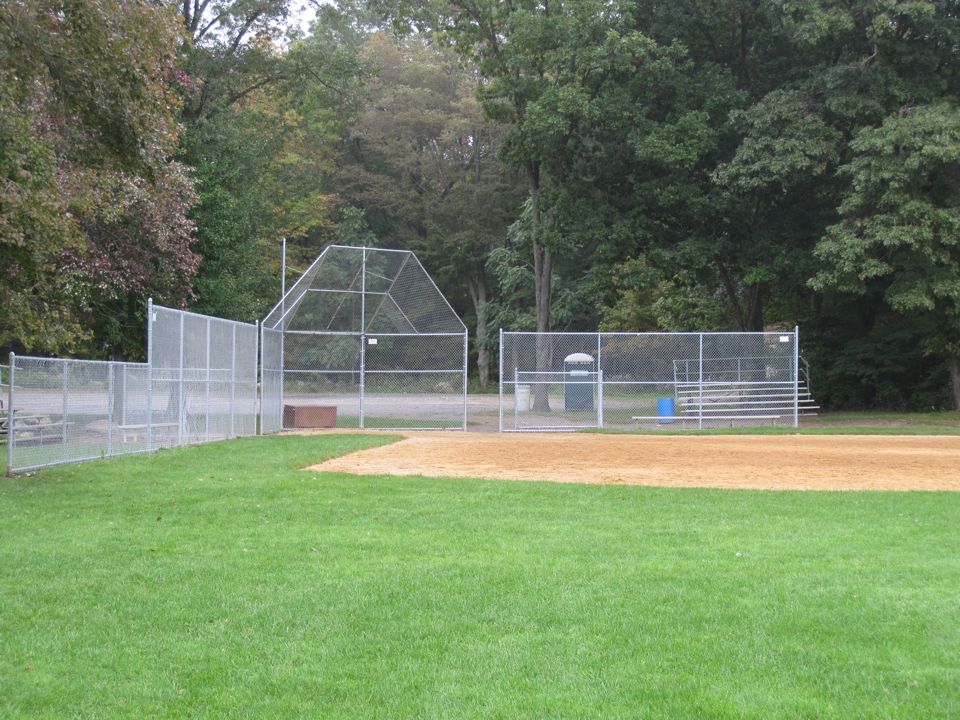 Softball Field at Neil Gylling Memorial Park
