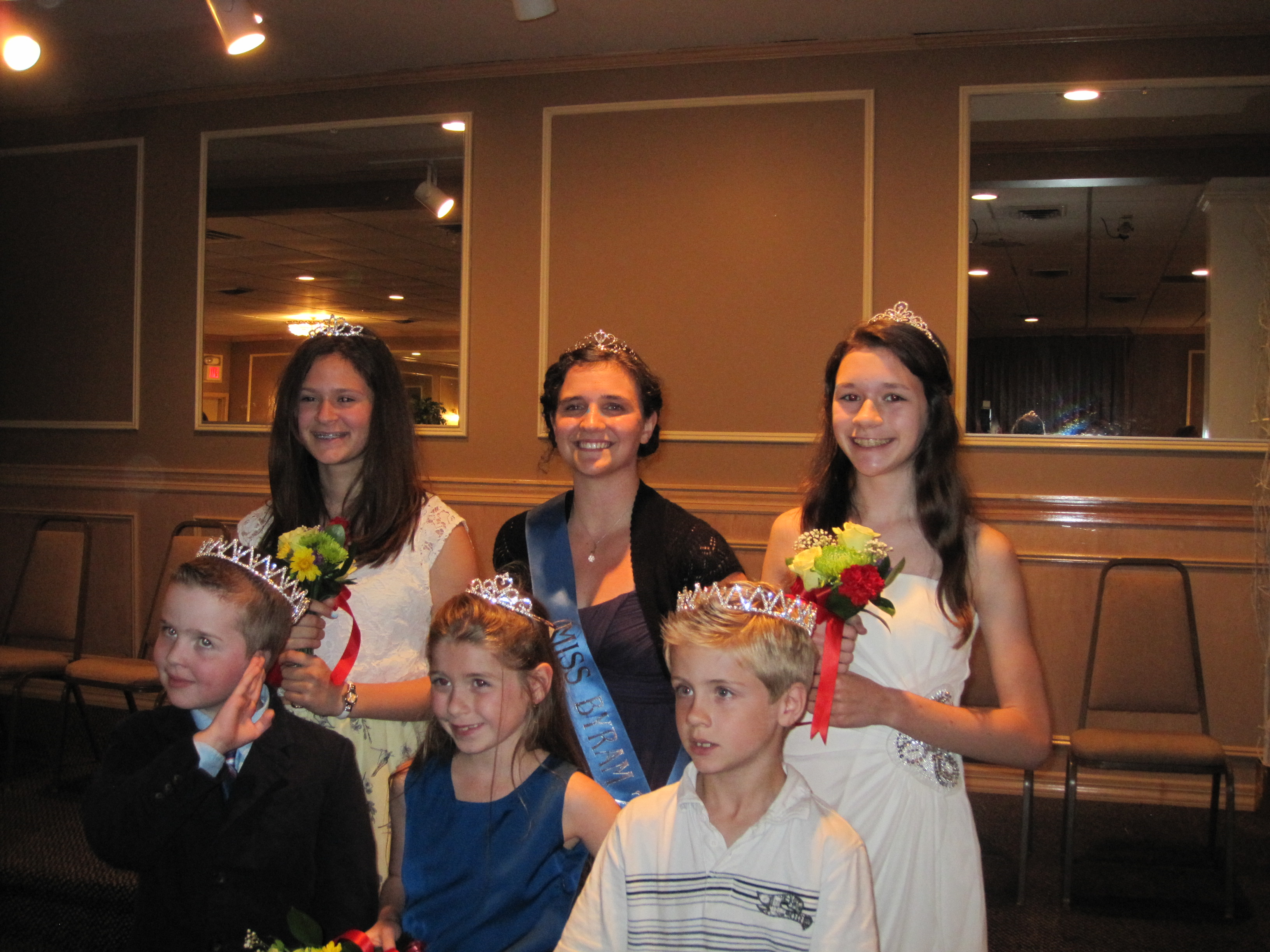 Winners of Royal Court 2013